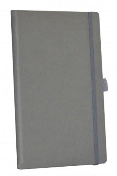 Gingko Termo Deri Çizgisiz Lastikli Defter 10x14 100 yaprak
