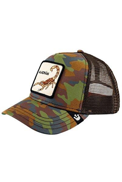 Goorin Bros Unisex Kahverengi Alacran Şapka