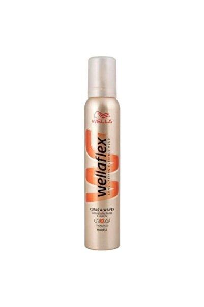 Wella Flex Saç Köpüğü Bukle Ve Dalgalı Saçlara Özel 6 Adet