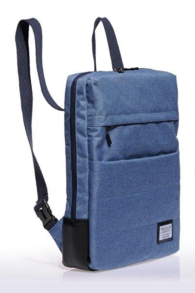 Sword Bag Kot Mavi 17 Inç Laptop & Evrak Çantası Sw4021
