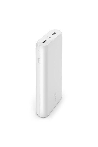 Belkin Boost Charge 20000 Mah Powerbank Beyaz