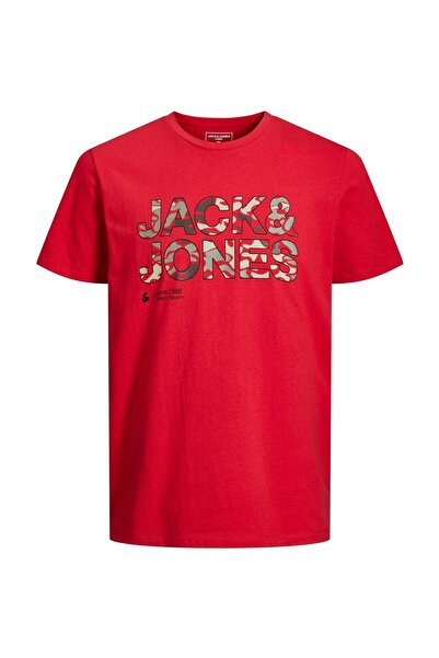 Jack & Jones JCORICE TEE SS CREW NECK TRY