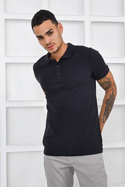 Fabrika Erkek Polo Yaka T-shirt