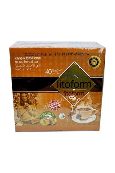 Shiffa Home Fitoform Kayısılı Karışık Bitki Çayı 40 Süzen Poşet