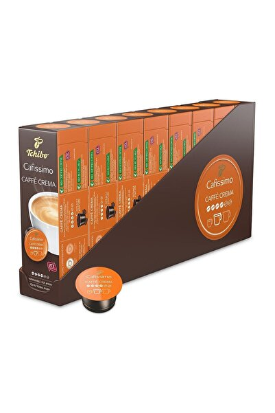 Tchibo Caffè Crema Rich Aroma Kapsül Kahve 80'li
