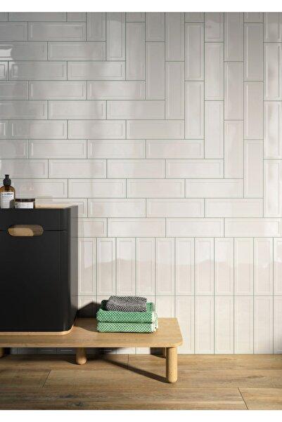 VitrA Homemade-x Beyaz Dekor Parlak 10x30