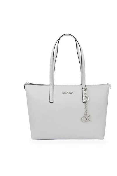 Calvin Klein Aksesuar Detaylı Fermuarlı Çanta Kadın Çanta K60k607881 Paa