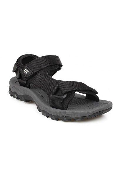 lumberjack Erkek Siyah Günlük Sandalet Phone-m