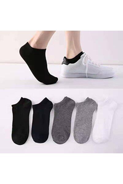 BGK Unisex Yazlık Patik Çorap 5 'li