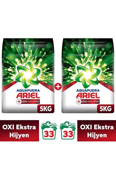 Ariel Oxi 2 x 5 kg Toz Çamaşır Deterjanı 10 kg