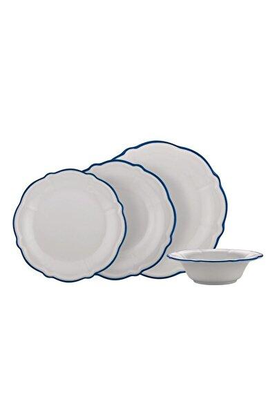 Neva N3023 Yakamoz Yörünge 24 Parça  Yemek Takımı