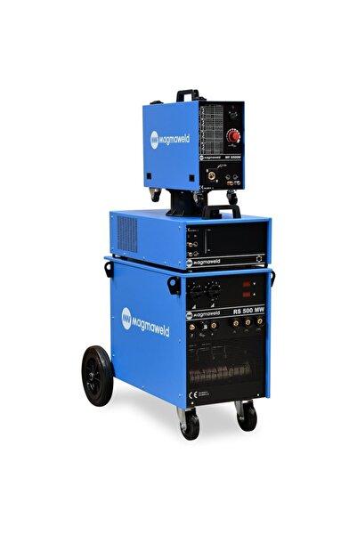 Magmaweld Rs 500 Mw Gazaltı Kaynak Makinesi Seti