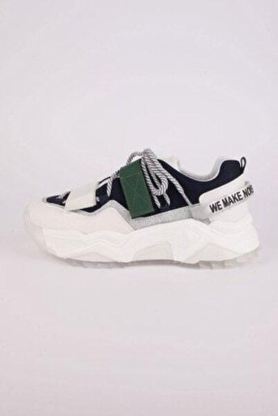 Kadın Beyaz Spor Ayakkabı 65140