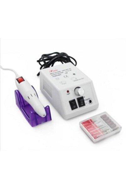 MERCEDES Protez Tırnak Freze Makinesi Manikür Pedikür 2000 Tırnak Törpü Cihazı Elektrikli 6 Başlık
