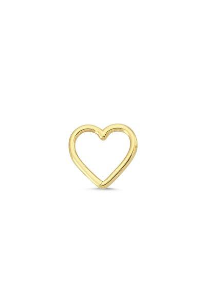 Altın Sepeti Altın Kalp Orbital Piercing