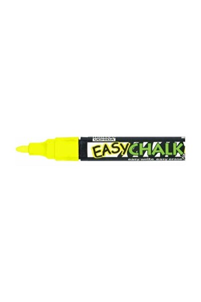 Marvy Fosforlu Sarı Easy Chalk Marker Sıvı Tebeşir Kalemi