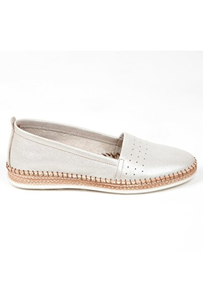 Polaris Kadın Altın Günlük Ayakkabı