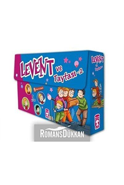 Timaş Çocuk Levent Ve Tayfası-2 Set 5 Kitap Takım / - Mustafa Orakçı