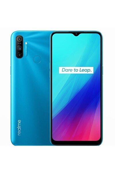 Oppo Realme Realme C3 64GB Mavi Cep Telefonu (Oppo Türkiye Garantili)