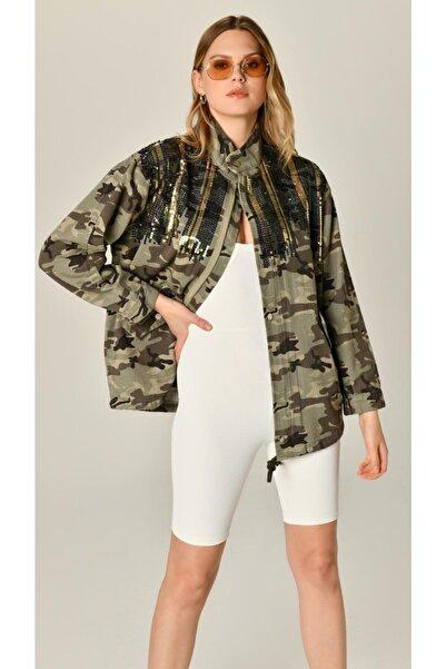 Bad Gorilla Kadın Ceket Clothing