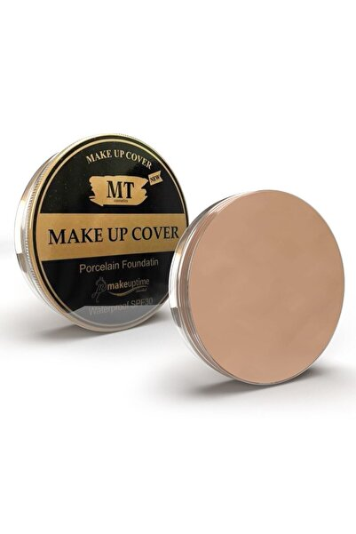 Makeuptime Make Up Cover Porselen Fondöten Kapatıcı-10