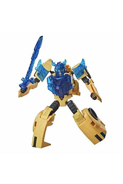 transformers Transformers Bumblebee Cyberverse Maceraları Battle Call Figür