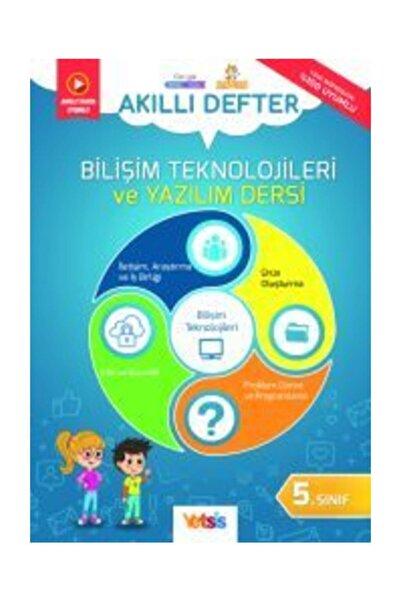 Yetsis Yayınları Yetsis Akıllı Defter 5. Sınıf Bilişim Teknolojileri Ve Yazılım Dersi