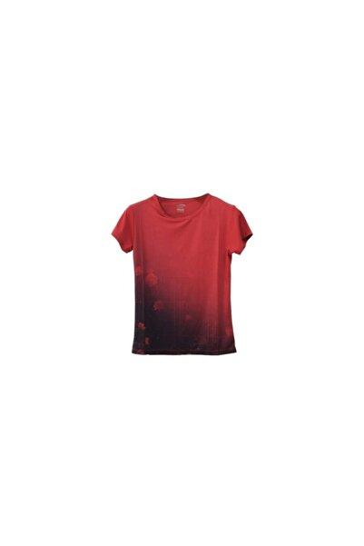 Exuma Kadin Kırmızı Tshirt