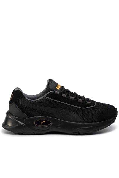 Puma Nuckeus Lux Unisex Günlük Spor Ayakkabı 370481-01 Sıyah