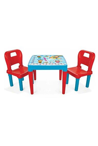 PİLSAN Hobby Çalışma Masası - Mavi