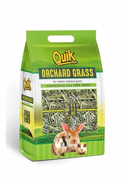 Quik Hamster Tavşan Için Kuru Yonca Kemirgen Otu 350gr