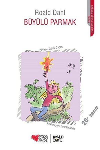 Can Çocuk Yayınları Büyülü Parmak