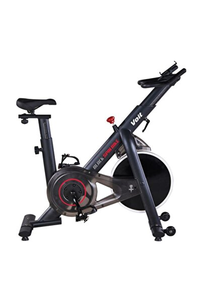 Voit Black Spin Bike Kondisyon Bisikleti