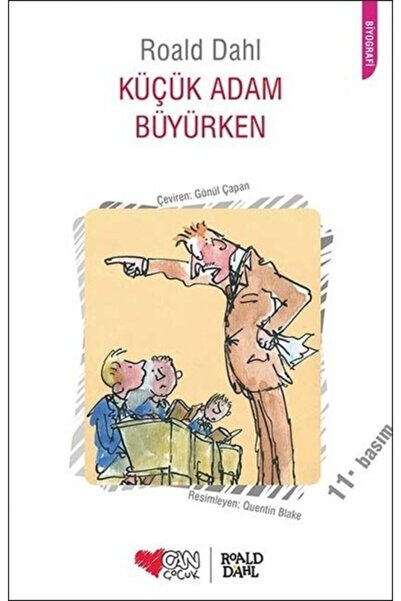Can Çocuk Yayınları Küçük Adam Büyürken