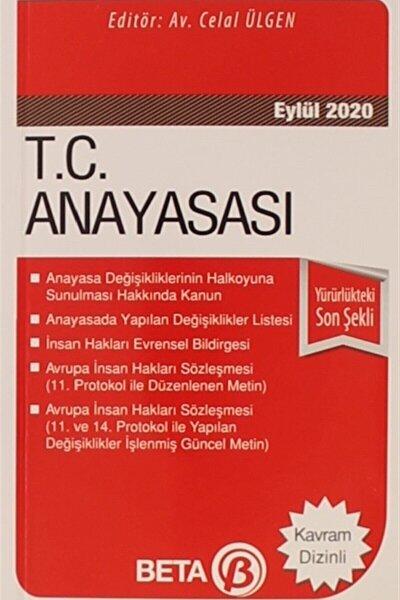 Beta Yayınları T.c. Anayasası (eylül 2020)