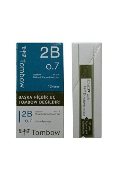 Tombow  Min Versatil Kalem Ucu 2b 0.7 Mm 12 'li Kutu R7-gt2b
