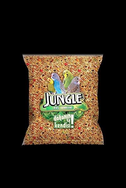 Jungle Muhabbet Kuşu Yemi - 1 Kg