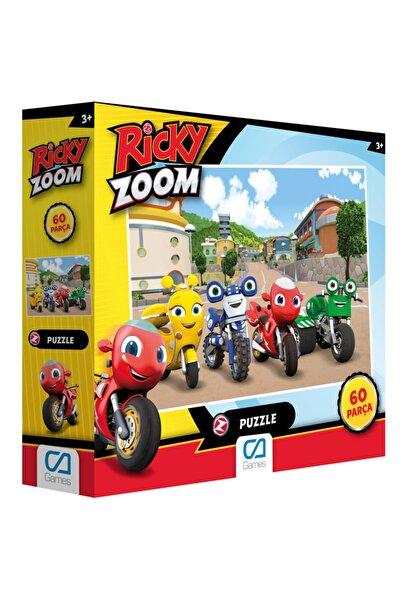 CA Games 60 Parça Ricky Zoom Çocuk Puzzle Yapboz ( Ca-5118 )