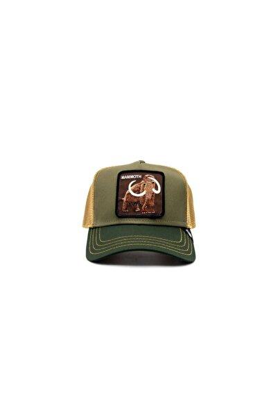 Goorin Bros Wooly Mammoth Yeşil Şapka 101-0739 Yeşil Standart