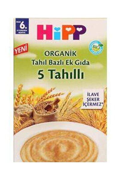 Hipp Bebek Organik 5 Tahıllı Ek Gıda 200 gr