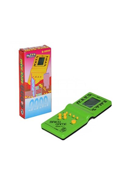 Can Toys Brıck Game Kutulu Tetris