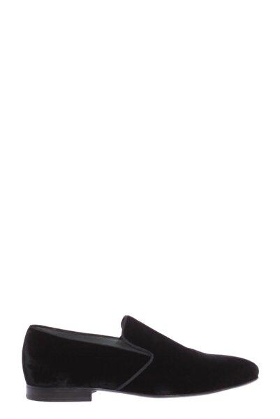 Lanvin Siyah Smokin Ayakkabı