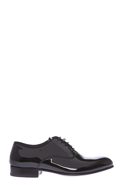 Lanvin Erkek Siyah Smokin Ayakkabı