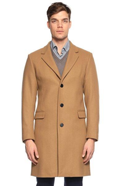 SANDRO Erkek Bej Palto