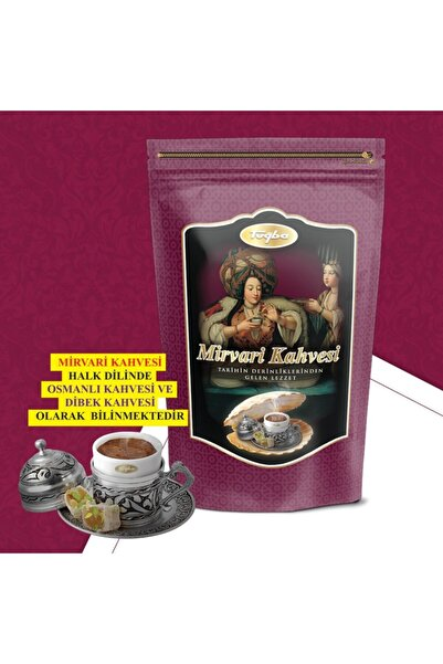 Tuğba Kuruyemiş Mirvari Kahvesi 220 Gr
