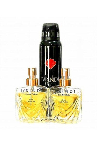 Ivrindi Edt 50 Ml + 50 Ml Kutusuz + 150 Ml Deodorant