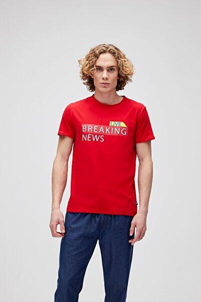 Bad Bear Breakıng Erkek Baskılı Tişört 21.01.07.008