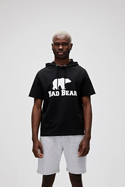 Bad Bear Practice Sleeveless Hoodie Erkek Sweat - Kapson 21.01.30.014-c01
