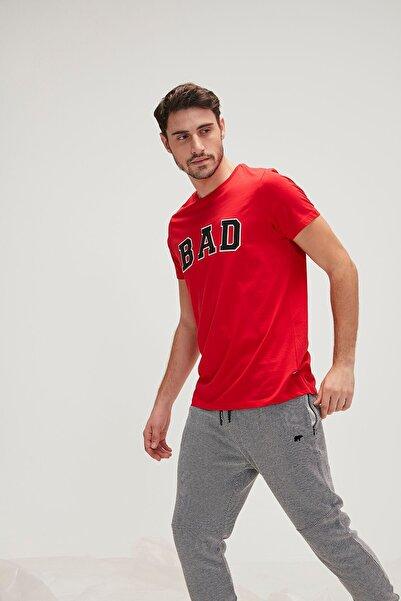 Bad Bear Kırmızı Erkek Tişört Bad Convex Tee Crımsonred