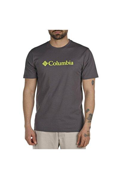 Columbia Csc Basic Logo Short Erkek Kısa Kollu Tişört Cs0001-011